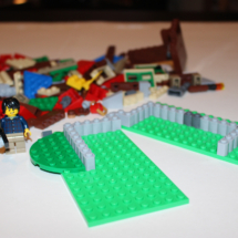 LEGO Lakeside Lodge 13