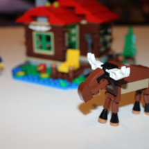 LEGO Lakeside Lodge Moose