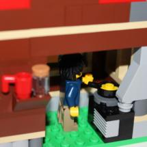 LEGO Lakeside Lodge Stove