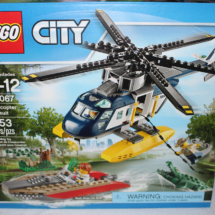 LEGO Helicopter Pursuit Box