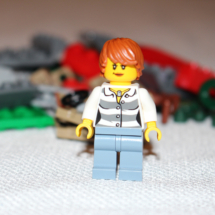 LEGO Female Criminal