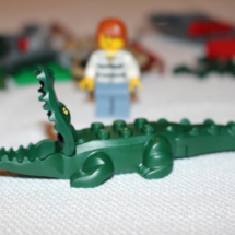 LEGO Alligator