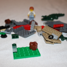 LEGO Helicopter Pursuit 1