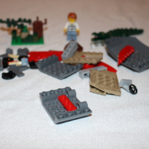 LEGO Helicopter Pursuit 3