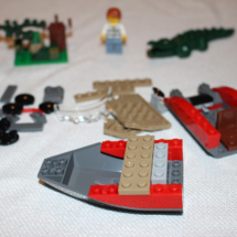 LEGO Helicopter Pursuit 5