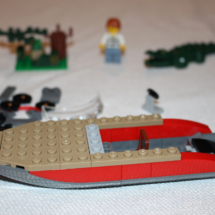 LEGO Helicopter Pursuit 6