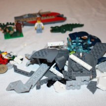 LEGO Helicopter Pursuit 7