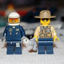 LEGO Cop Minifigures