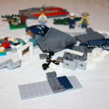LEGO Helicopter Pursuit 8