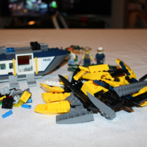 LEGO Helicopter Pursuit 14