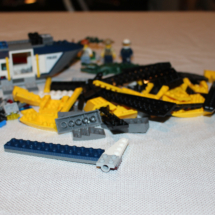 LEGO Helicopter Pursuit 15