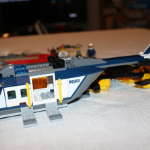 LEGO Helicopter Pursuit 17