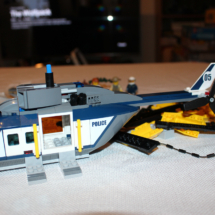 LEGO Helicopter Pursuit 18