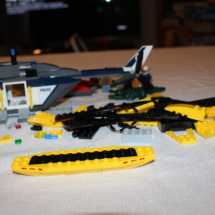 LEGO Helicopter Pursuit 19