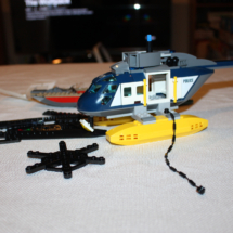LEGO Helicopter Pursuit 23