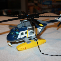 LEGO Helicopter Pursuit 25