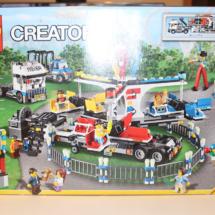 10244 LEGO Fairground Mixer Box