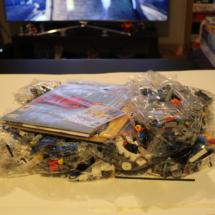 LEGO Fairground Mixer Bags