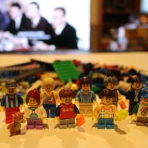 LEGO Fairground Mixer Minifigures