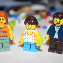 LEGO Fairground Mixer Family