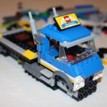 LEGO Fairground Mixer 4