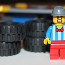 LEGO Fairground Mixer Carny