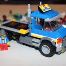 LEGO Fairground Mixer Truck