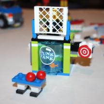 LEGO Fairground Mixer Dunk Tank