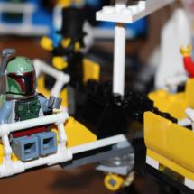 LEGO Boba Fett Carnival Ride