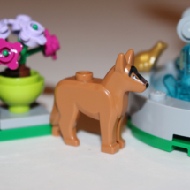LEGO Fountain Dog