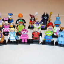 LEGO Disney Minifigure Series