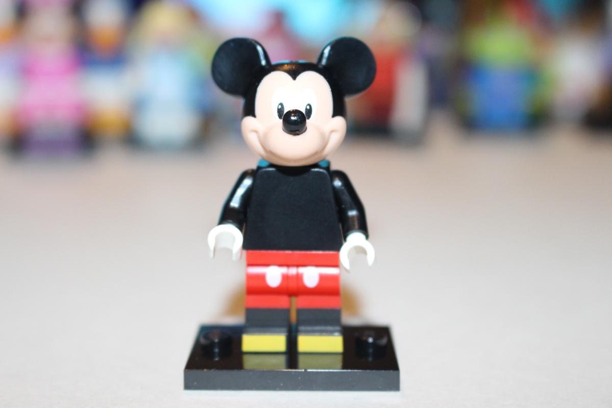 Lego Disney Minifigures Clayburn S Blog