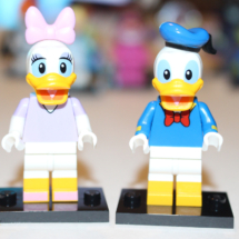 LEGO Daisy and Donald