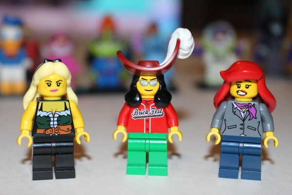 LEGO Captain Hook Hat