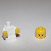 LEGO Baby Head