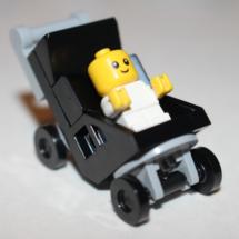 LEGO Baby in Stroller