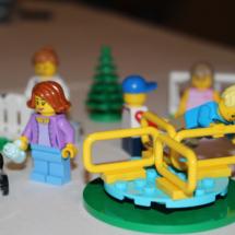 LEGO Merry-Go-Round